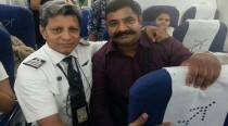 What this Indigo pilot did for war hero on his flight will move you