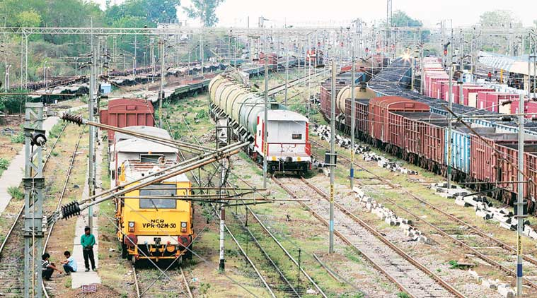 drought, india drought, water trains, water crisis, uttar pradesh drought, uttar pradesh water trains, up govt reject water trains, jhansi water train, ravi kanojia, ravi kanojia death, jhansi ravi kanojia death, india news, uttar pradesh news, latest news
