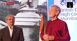 Sir Ian McKellen At British Council Gig To Mark Shakespeare's 400th Birthday