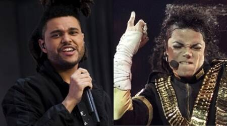 Michael Jackson is like a dad to me: The Weeknd
