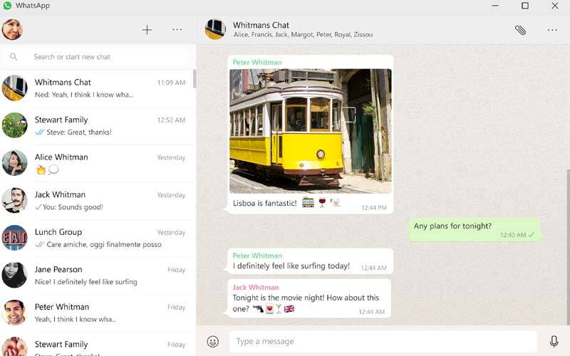 WhatsApp desktop app, WhatsApp app for Windows, Microsoft Windows, WhatsApp, WhatsApp app, Macintosh, WhatsApp for Mac, WhatsApp app download, WhatsApp on PC, technology, technology news