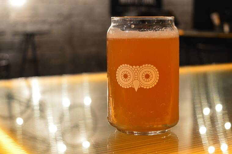 White Owl's Bumble is a sweet, mellow brew.