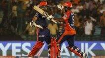 dd vs srh, delhi vs hyderabad, Delhi Daredevils vs Sunrisers Hyderabad, dd vs srh 2016, srh vs dd, Karun Nair, karun nair, David Warner, Warner, ipl 2016, ipl play-off, ipl images, cricket photos, cricket