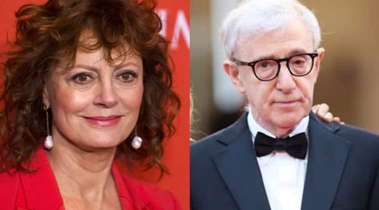 Susan Sarandon, Woody Allen, Cannes, Cannes Film Festival, Geena Davis, Woody Allen daughter, Dylan, Entertainment news