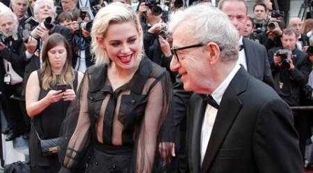 Kristen Stewart defends working with Woody Allen
