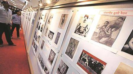 150 years of wrestling: Exhibition captures heroics of great Indianwrestlers