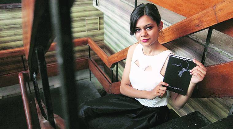Chandigarh writer, Chandigarh writer's debut book, Lurking Demons, Lurking Demons book, Jaskaran Chauhan, albert camus, APK Publishers, chandigarh writer's first book, chandigarh news