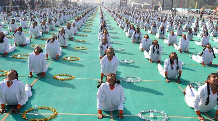 yoga, yoga day, inetrnational yoga day, chandigarh administration, chandigarh yoga day, chandigarh yoga day preparation, modi chandigarh yoga day, chandigarh news, latest news