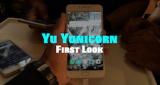 Yu Yunicorn First Look
