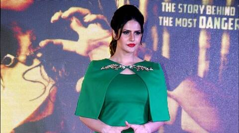 Zareen khan, Zareen khan upcoming films, zareen khan news, Hate story 3, Divine lovers, Aksar, Aksar sequel, Aksar 2, Entertainment news