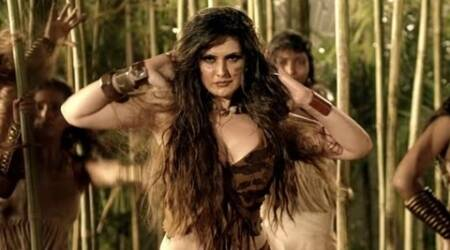Don't know what item songs mean: ZareenKhan