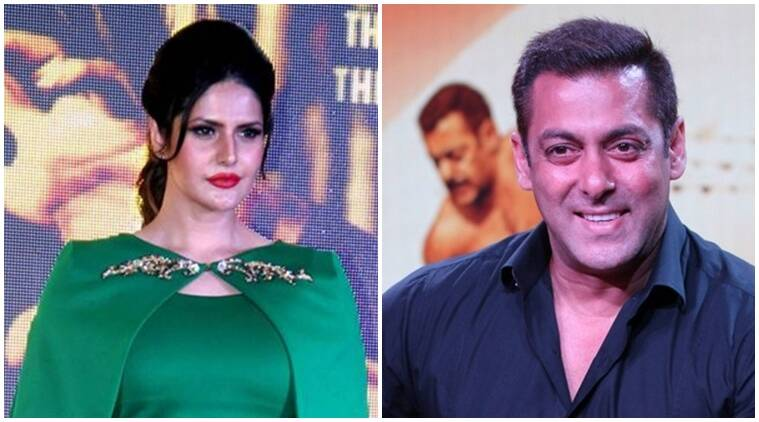 Zareen Khan, Salman Khan, Veer, ready, Hate story 3, Dabangg, Divine lovers, Zareen Khan upcoming films, Zareen Khan news, Entertainment news