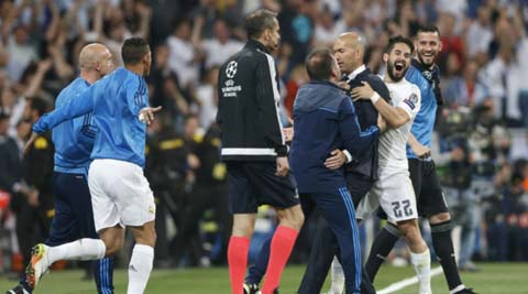 Zinedine Zidane, Zinedine Zidane Real Madrid, Real Madrid Zinedine Zidane, Zidane Real Madrid, Champions League, Real Madrid vs Manchester City, Football News, Football