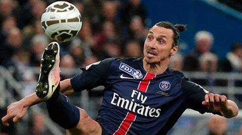 Zlatan Ibrahimovic announces departure from PSG | The Indian Express