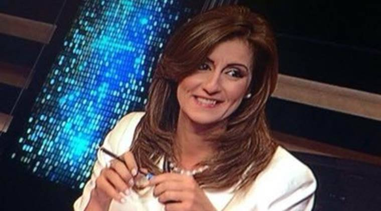 Egypt, Liliane Daoud detained, egypt detains TV host, female TV host, Egypt government policies, freedom of speech, latest news, World News