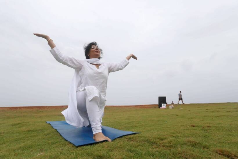 Yoga, yoga day, Ramdev, Baba Ramdev, Yoga day Ramdev, reheasals, Yoga day reheasals, reheasals gor yoga day, Yoga day practice, Yoga day preparations, Yoga day venues, Yoga day rules, yoga day, International Yoga Day, India yoga day, world yoga day, Selections process for yoga day celebration, recruitment for yoga day celebrations, Ramdev yoga practices, Modi, PM Modi yoga, Modi Yoga, Chandigarh Yoga, Chandigarh Yoga day, Chandigarh Yoga day preparations, June 21 Yoga Day, June 21, Internation Yoga, second international yoga day, 2nd international yoga day, Delhi Yoga, Yoga day delhi preparations, Yoga pictures, Yoga photos, Yoga day preparations photos, Yoga day picture gallery