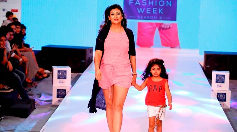 Nandish Sandhu, Juhi Parmar, Ruhanika Dhawan, Harshaali Malhotra, entertainment news, India Kids Fashion Week, IKFW