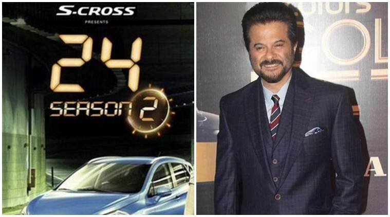 Anil Kapoor, 24 season 2, Anil Kapoor 24, Anil Kapoor upcoming serial, Surveen Chawla, Sikander Kher, Sakshi Tanwar, entertainment news
