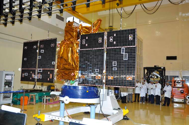 Full Coverage Isro S 20 Satellite Launch Its Largest