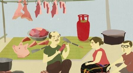 Despatch from Dimapur: How I bought 250 kg of pork and married the woman Iloved