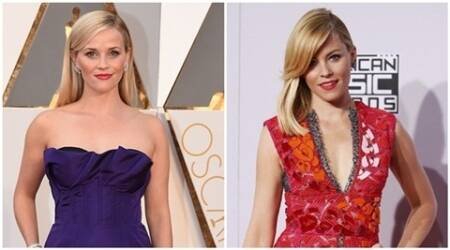 Elizabeth Banks, Reese Witherspoon honoured at Women of YearAwards