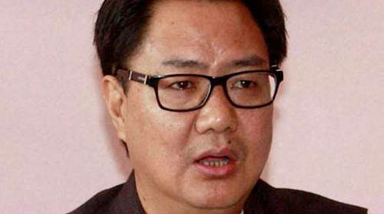 Kiren Rijiju, pakistan unrest, india pakistan relations, Kiren Rijiju pakistan, indian express news, india news