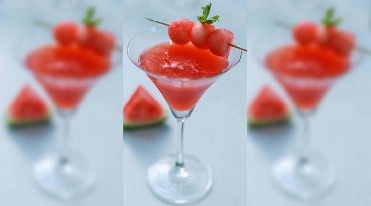 Enjoy the goodness of watermelon till the season lasts. (Source: The Hungry Monkey)
