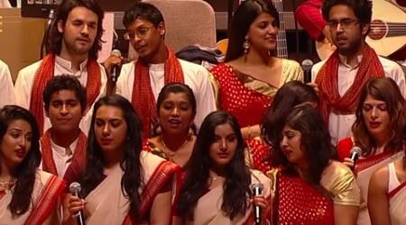 A R Rahman thanks Berklee students for rendition of 'Kun Faya Kun', watch video