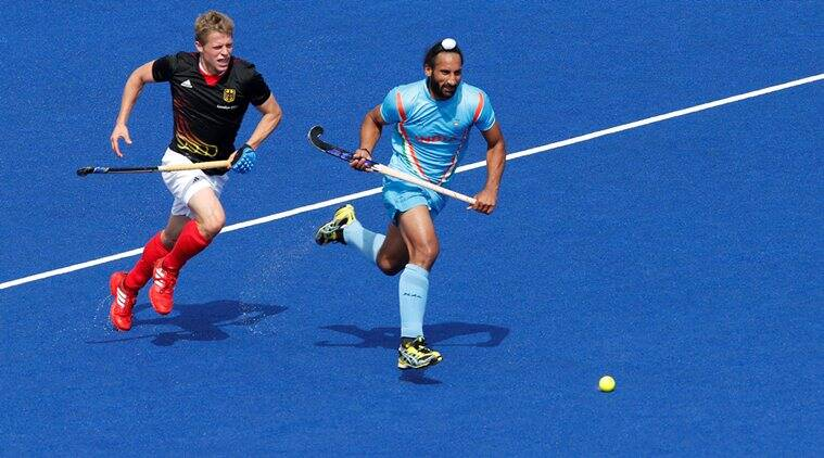 Sardar Singh, David john, Roelant Oltmans, India Hockey, Hockey India, Hockey news, Indian Express
