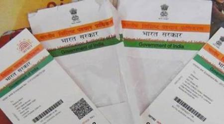 Opposition forces RS adjournment to protest against Aadhaar-linked benefits