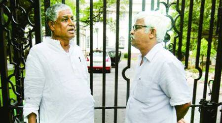 CPM stages walkout over pay hike for central govt staff, Congress stays back