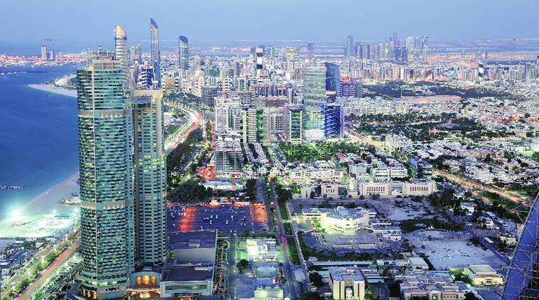 heat waves, air-conditioners, Abu Dhabi, climate model, Abu Dhabi climate model, heat island, urban heat island
