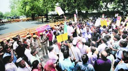 ABVP joins chorus of protest against UGC norm, seeksrollback