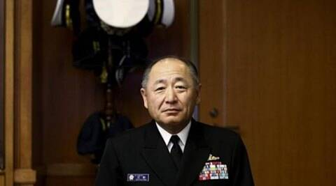 east china sea, south china sea, china-japan, Admiral Katsutoshi Kawano, chief of the Japanese Self-Defense Forces', tokyo,