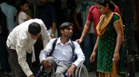 DU admissions: Dedicated centres set up for PwDapplicants