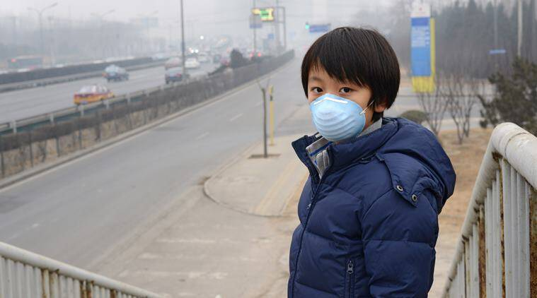china, pollution, air pollution, air pollution in china, solar power, renewable energy, power, power generation, beijing, energy, solar power in china, world news, indian express news
