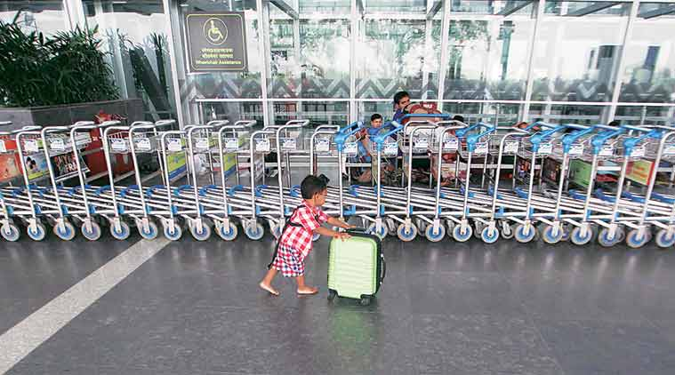 airport privatisation, privatisation of airport tariff, tariff regulation airport, NITI Aayog, public-private partnership, NDA-government, Indian airports, airports, Civil Aviation, DGCA, Airports Authority of India, AAI, ATR, Indian express