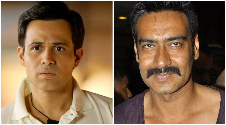 "Ajay Devgn and Emraan Hashmi have teamed up again for Milan Luthria's historical fiction ""Baadshaho."