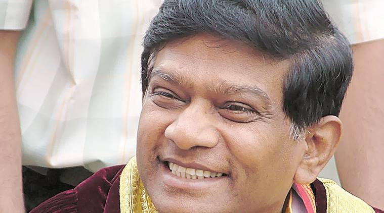 """Ajit Jogi, Congress leader. Express photo"" *** Local Caption *** ""Ajit Jogi, Congress leader. Express photo"""