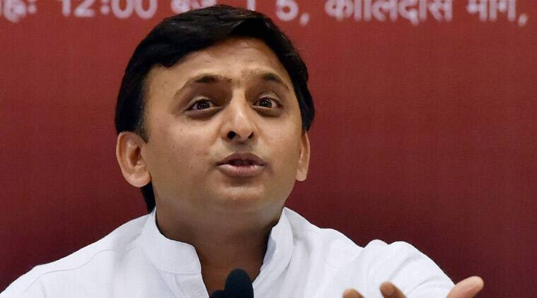 Uttar Pradesh CM Akhilesh Yadav (Source: File Photo)