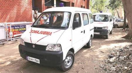Liquor baron, realty and engg firms among registered owners of ambulances inPunjab