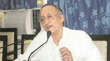 Bengal finance minister, Amit Mitra, PNB scam, Mehul Choksi, BJP, Bengal BJP, Trinamool Congress, Indian Express news