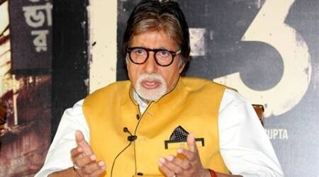 Amitabh Bachchan, Te3N, Amitabh Bachchan Te3N, Amitabh Bachchan on preserving old films, Amitabh Bachchan upcoming movie, entertainment news