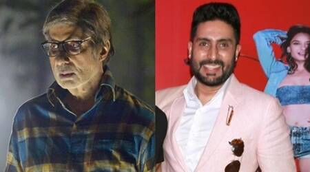 Te3n, Te3n movie, Amitabh Bachchan, Amitabh Bachchan te3n, Big B te3n, Abhishek Bachchan, Entertainment news