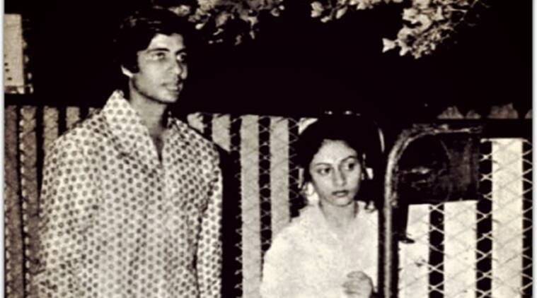 Amitabh Bachchan Jaya Wedding Anniversary