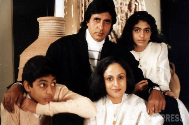 happy father's day, amitabh bachchan, amitabh bachchan kids, father's day, bollywood fathers, father's day wishes, father's day pics