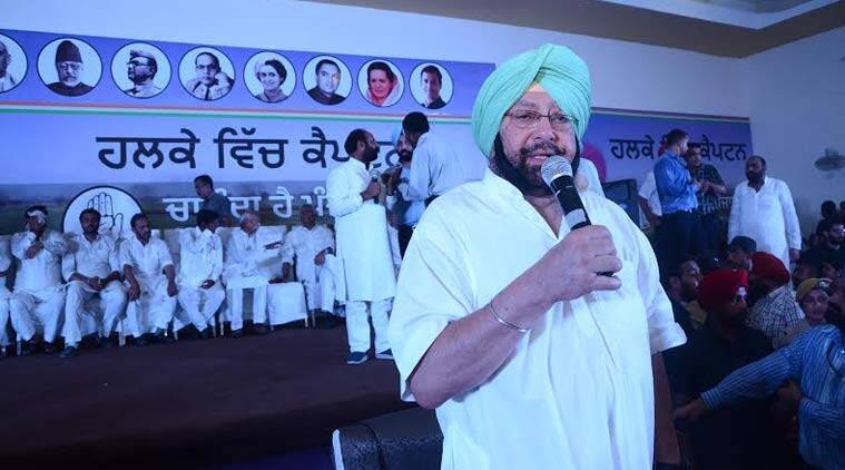 captain amrinder singh, punjab chief minister, punjab martyr, LOC, pakistan brutality, Indian Army, Family of Soldier, indian express, indian express news, latest news