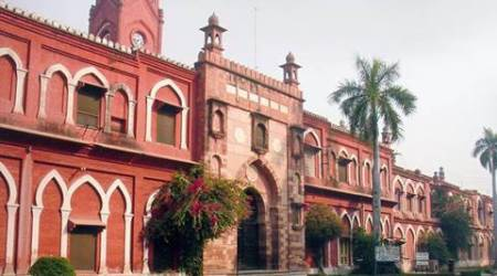AMU no minority institution, committing big crime by not following quota: RSS