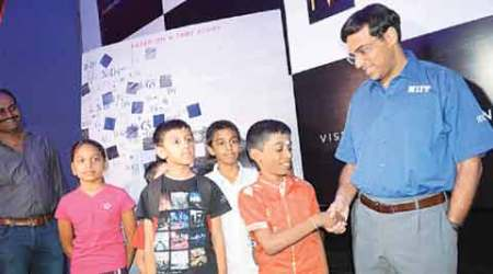 I'm Praggnanandhaa, world's youngest ever chess International Master