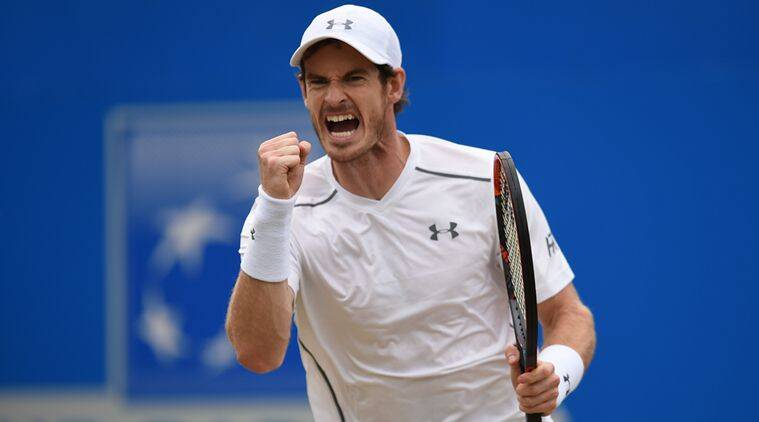 Andy Murray, Ivan Lendl, Ivan Lendl Andy Murray, Murray vs Raonic, Queen's Club trophy, Queen's Club trophy news, sports news, sports, tennis news, Tennis